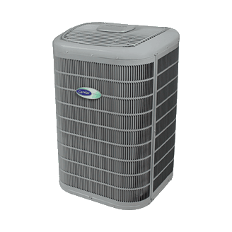 Carrier Infinity 19VS central air conditioner.