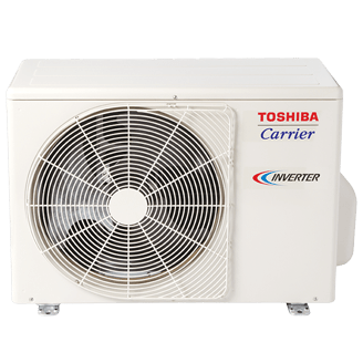 Toshiba Carrier RASEA ductless sytem.