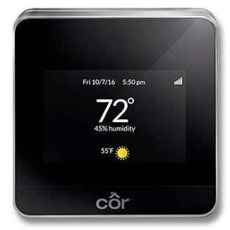 Côr<sup>®</sup> Thermostat.