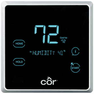 Côr<sup>®</sup> 7 Thermostat.