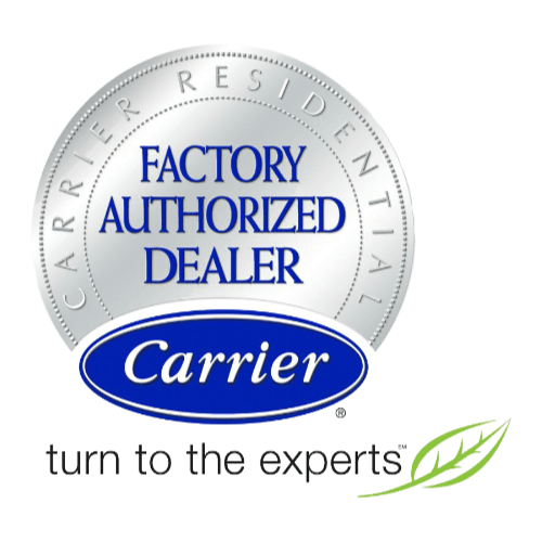 Carrier Factory Authorized Dealer
